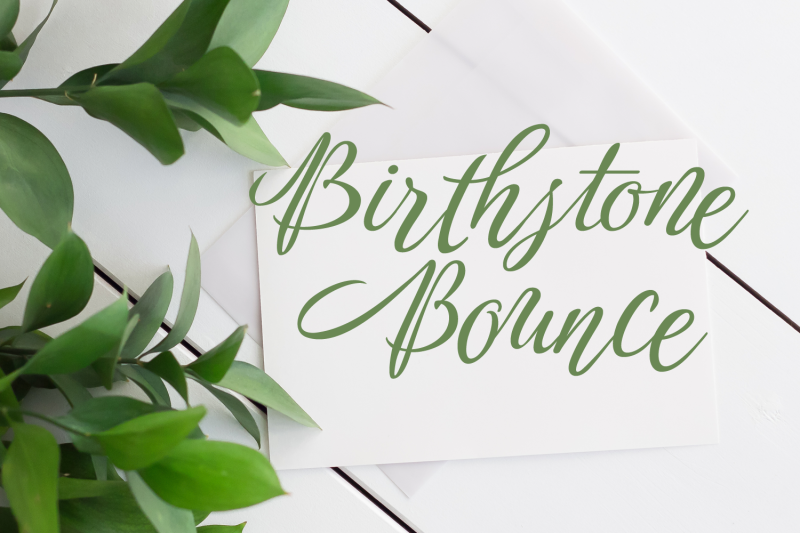 birthstone-font-family