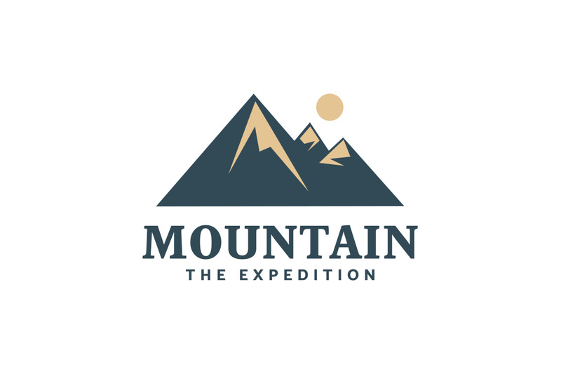 mountain-the-expedition-adventure-logo
