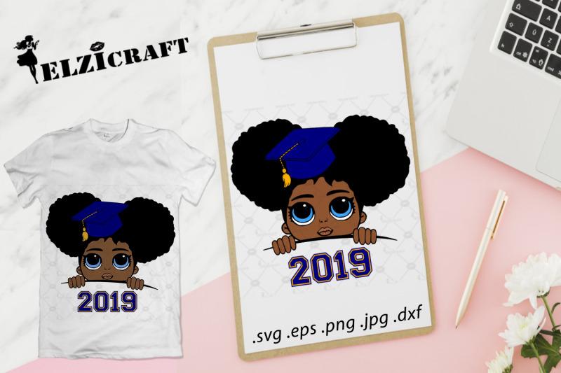 graduated-afro-girl-peeking-2019-svg-cut-file