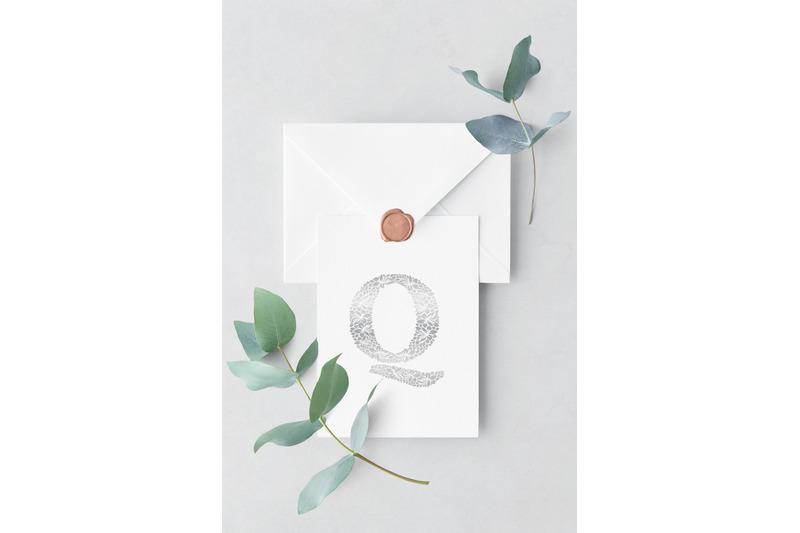 letter-q-floral-logo-template