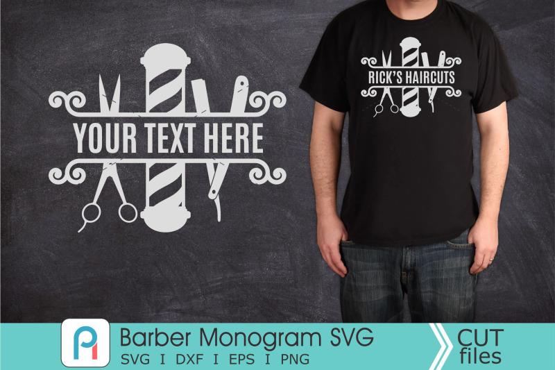 barber-monogram-svg-barber-svg-barber-clip-art-barber-dxf