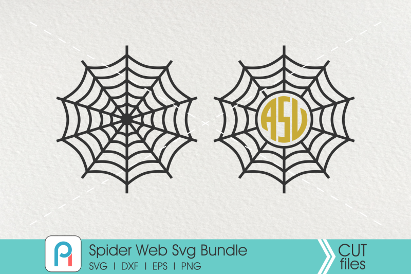spider-web-svg-spider-web-monogram-svg-spider-svg