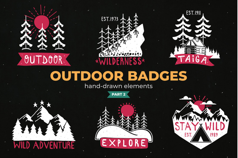 outdoor-logo-badges-part-ii