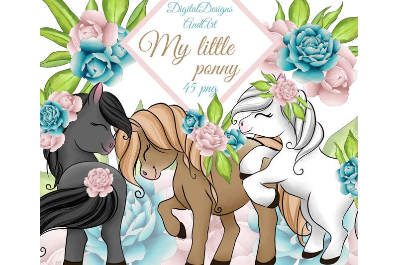 cute-pony-clipart
