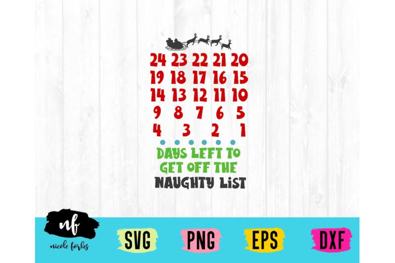 christmas-countdown-svg-cut-file