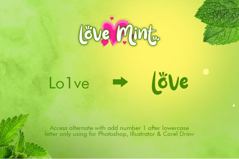 love-mint