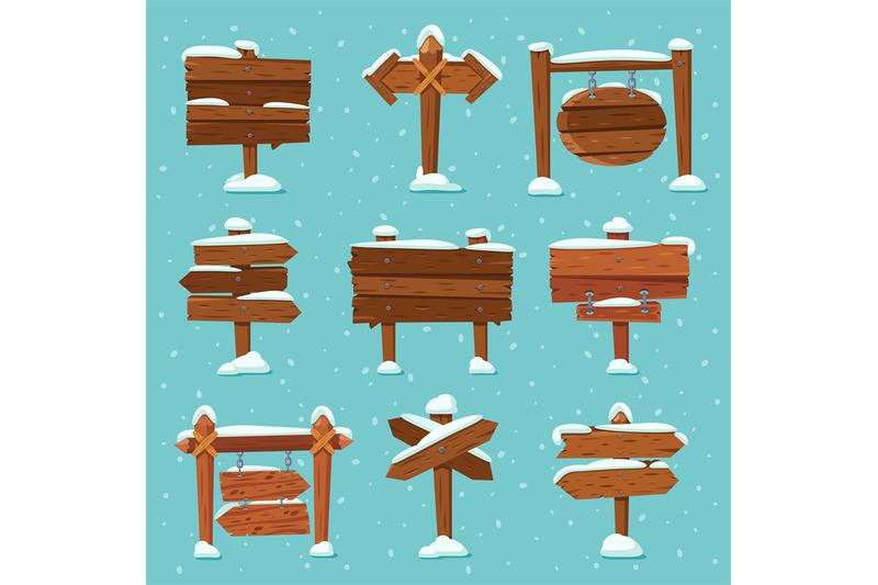 cartoon-snowed-signpost-christmas-wooden-signpost-with-snowcap-arrow