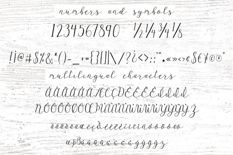 wagonwheel-delicate-handwritten-script