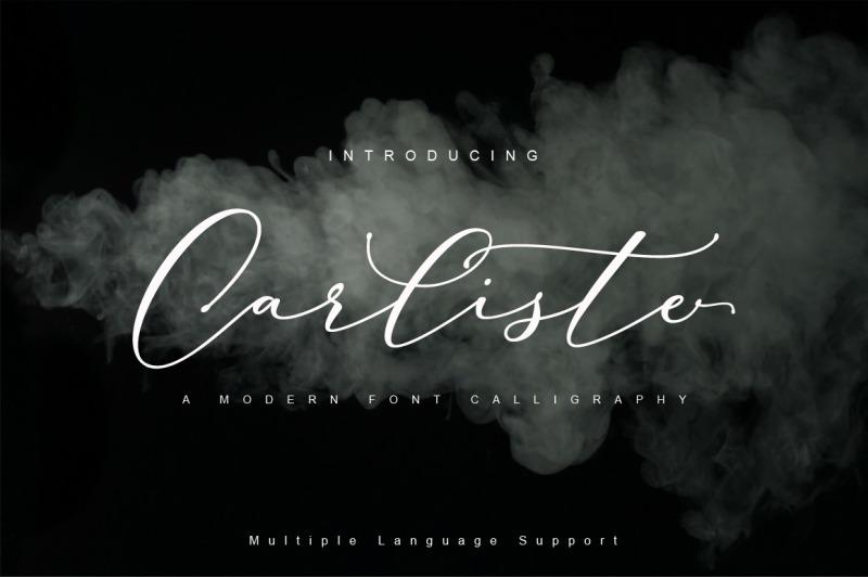 carliste-script