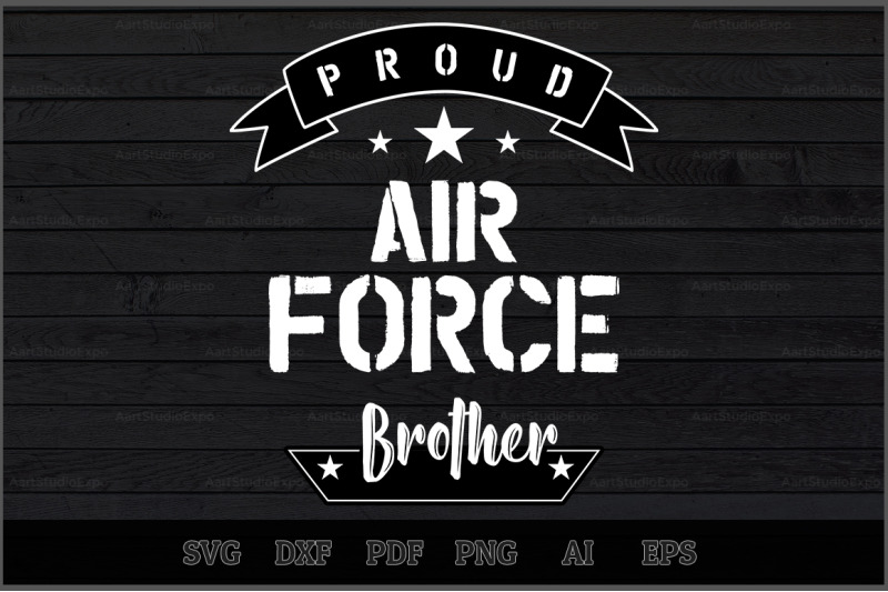 proud-air-force-brother-svg-design