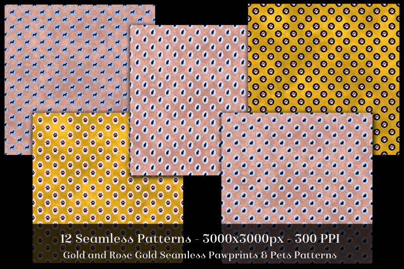 gold-amp-rose-gold-seamless-pawprints-amp-pets-patterns