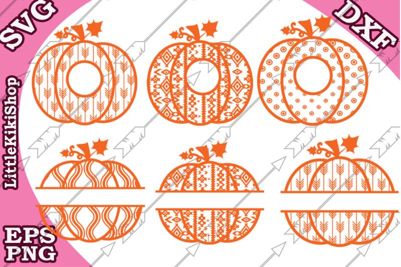 pumpkin-svg-clipart-pumpkin-monogram-pumpkin-split-monogra