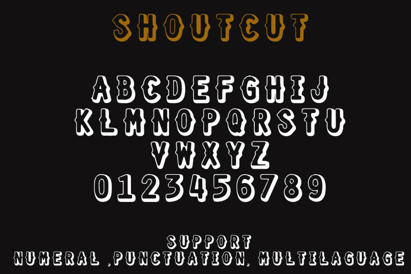 shourtcut-typeface-display-font