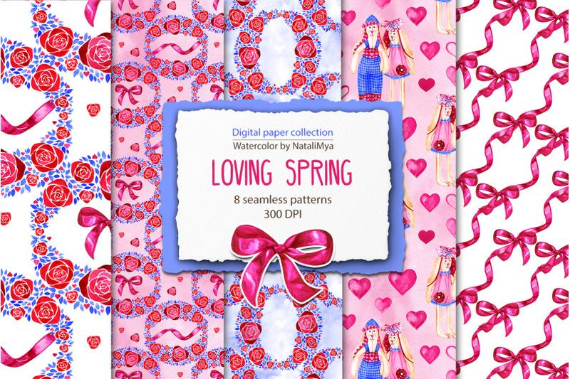 spring-digital-papers