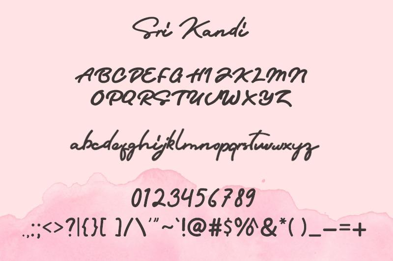 sri-kandi-font