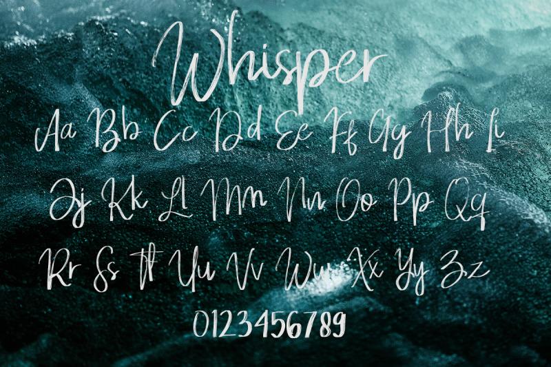 whisper-brushes-script