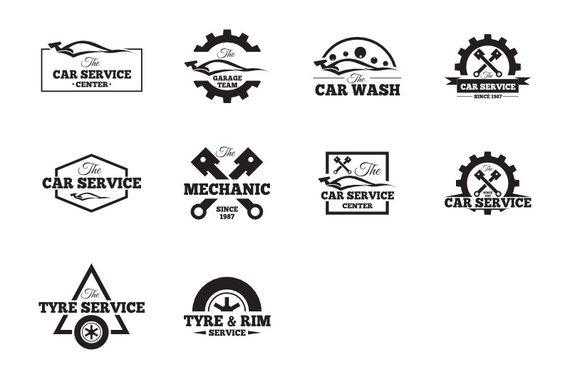 automotive-badges