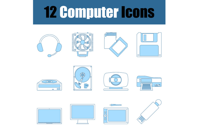 computer-icon-set