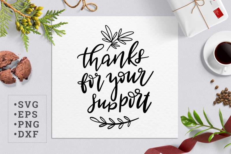 thanks-for-your-support-svg