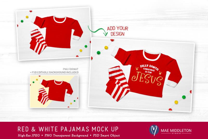 pajamas-mock-up-for-christmas