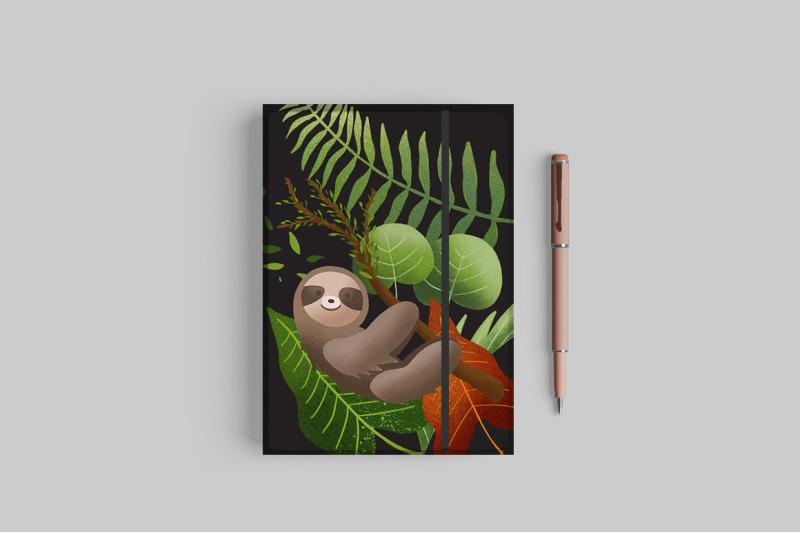 jungle-land-illustration