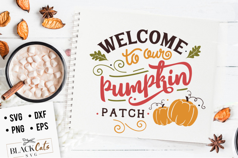welcome-to-our-pumpkin-patch-svg