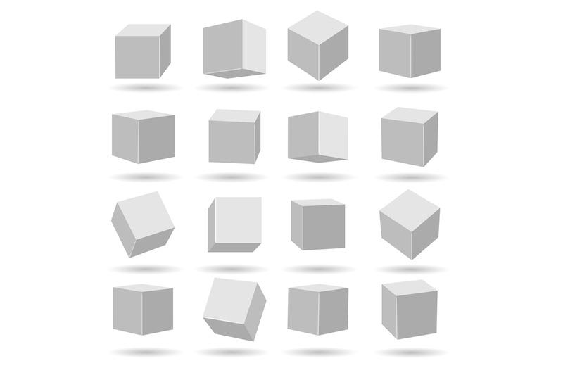 white-cubes-blocks-models