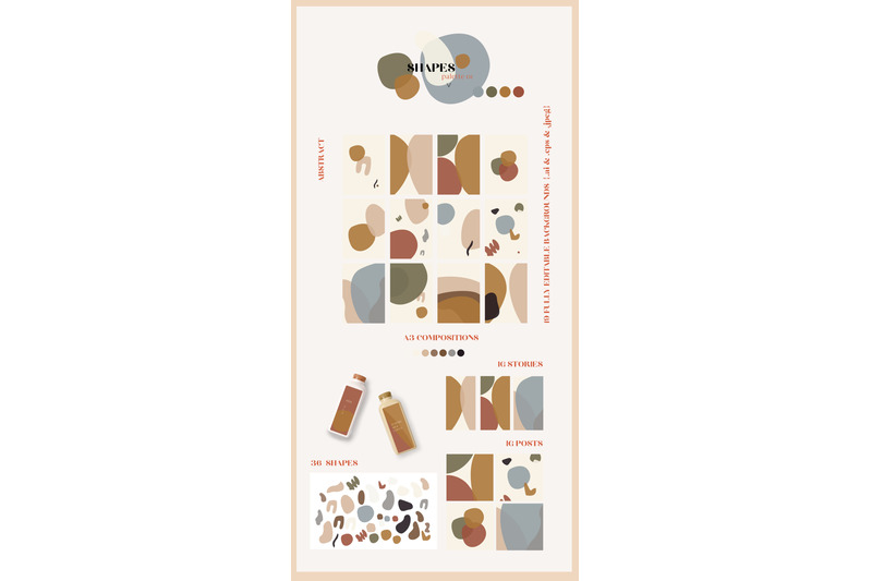 abstract-collection-modern-minimal-prints-amp-elements