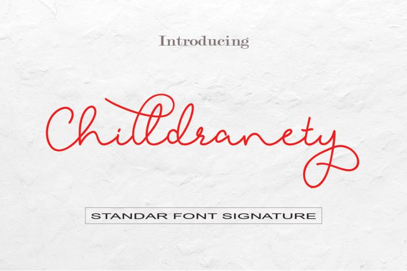 chilldranety