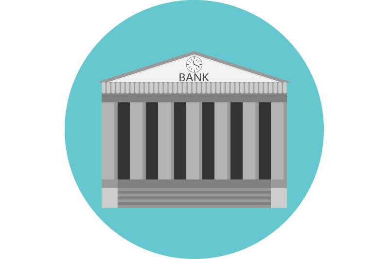 bank-icon-flat-design