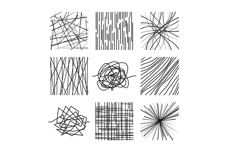 random-chaotic-asymmetrical-lines-abstract-modern-linear-vector-patte