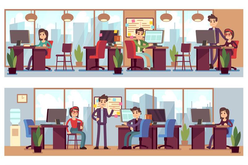 business-employees-coworkers-in-modern-office-interior-vector-illustr