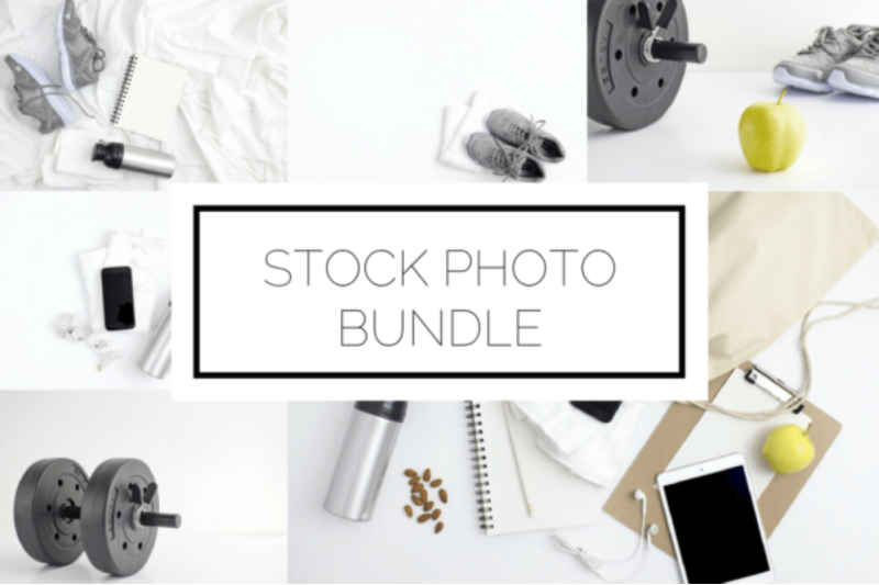 fit-niche-stock-photo-bundle