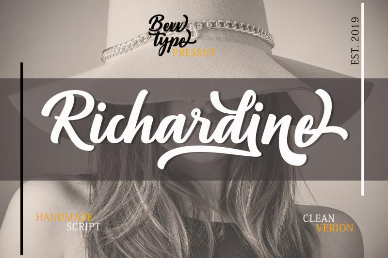 richardine-script