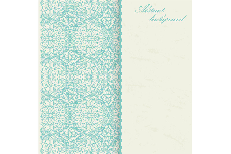 mandala-background-design-vintage-poster-with-flower-asian-arabian