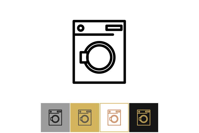 washing-machine-icon-laundromat-washer
