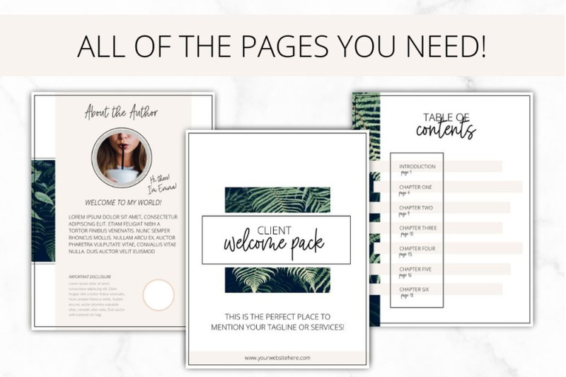 canva-fresh-client-welcome-pack-templates