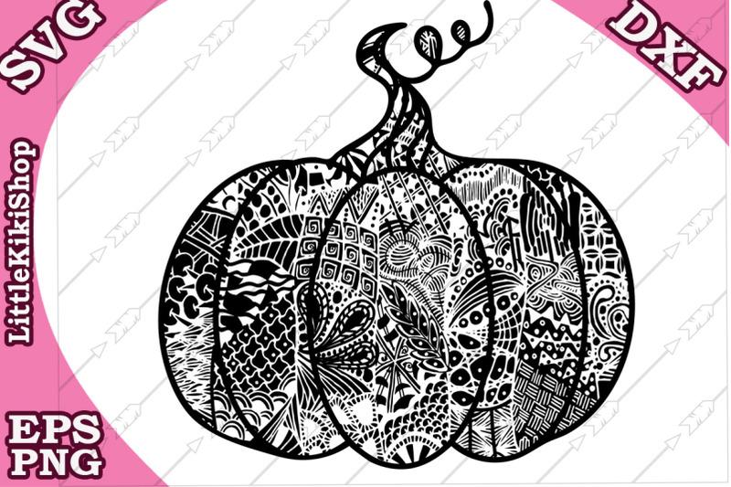 mandala-pumpkin-zentangle-pumpkin-svg-thanksgiving-clipart