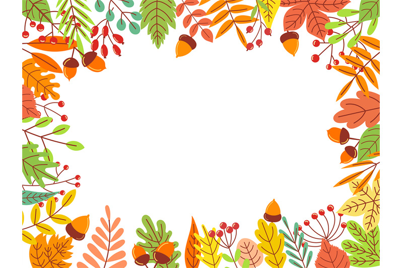 autumn-leaves-frame-fallen-yellow-leaf-september-foliage-and-autumna