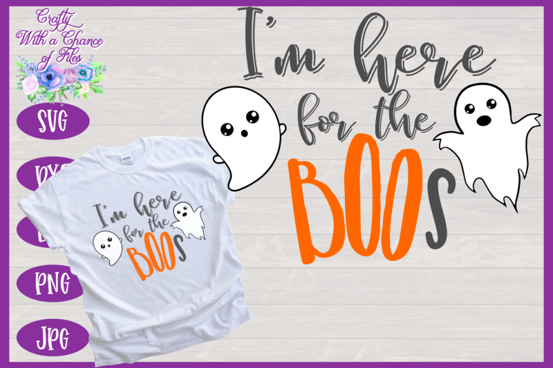 halloween-svg-here-for-the-boos-svg-cute-ghost-svg