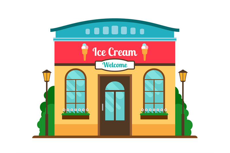 ice-cream-cafe-colorful-store-front