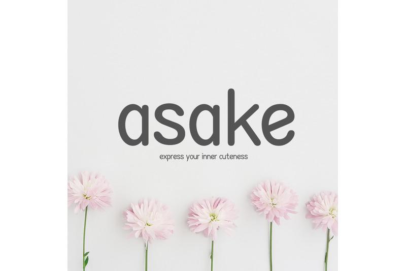 asake