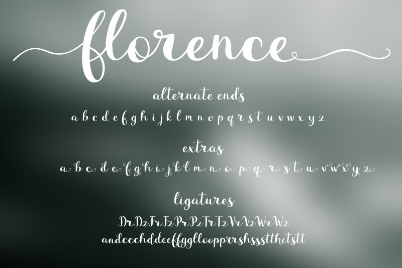 florence-font-duo
