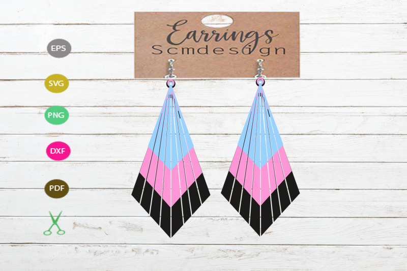 earrings-svg-cut-file-earrings-silhouette-earrings-design