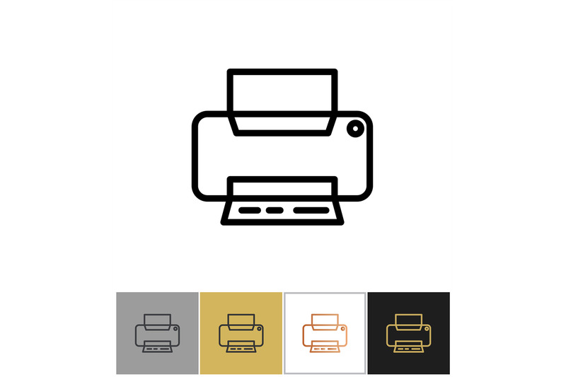 printer-icon-office-printing-document-equipment-simple-symbol