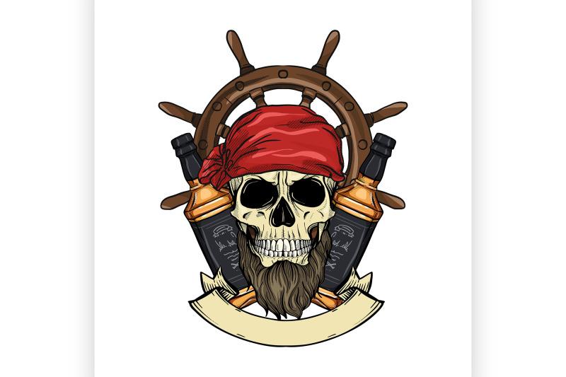 sketch-pirate-skull