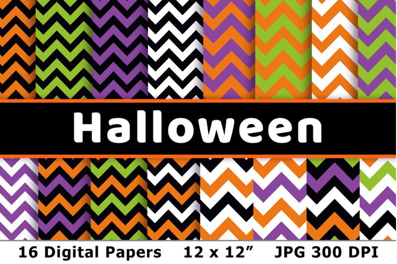 halloween-digital-papers-chevron-zig-zag-halloween-background