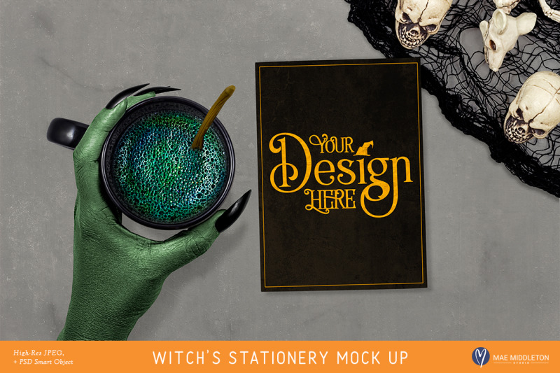 halloween-mock-up-witch-039-s-stationery-invitation