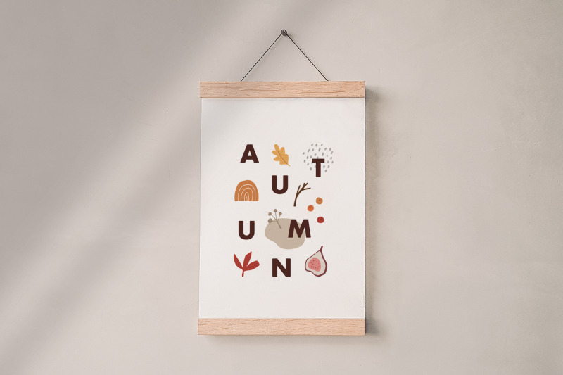 120-abstract-geometric-autumn-set