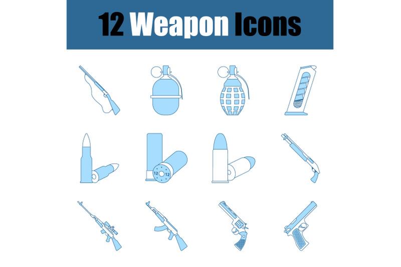weapon-icon-set